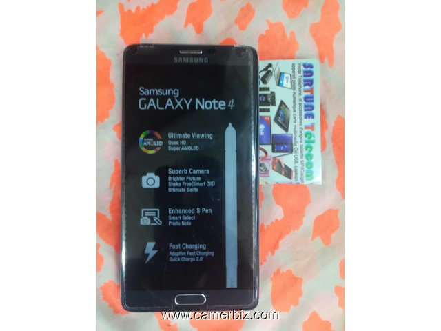 Samsung galaxy note 4 - 5666