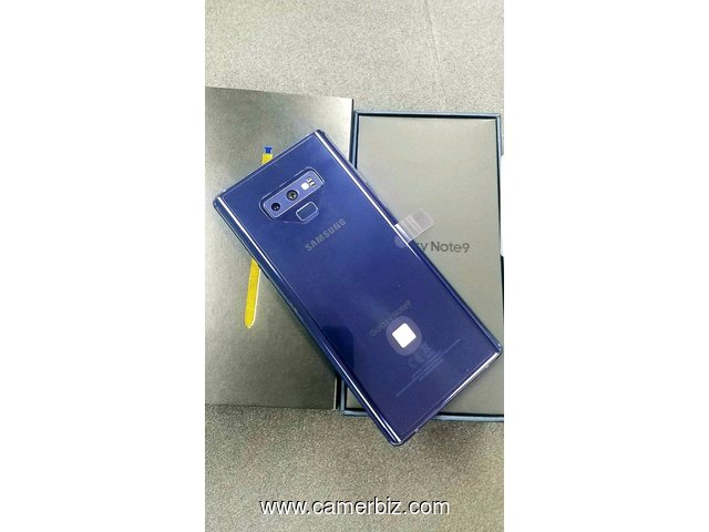 Samsung galaxy note 9 - 5680