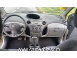 Belle 2002 Toyota Yaris Full Option Automatique à vendre - 5722