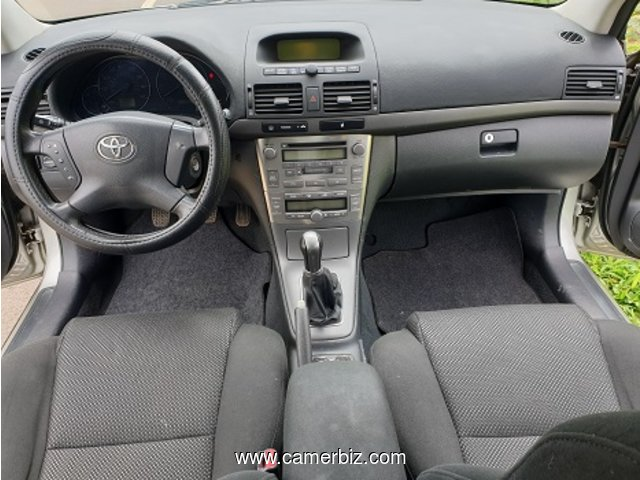Belle 2006 TOYOTA AVENSIS Full Option à vendre - 5761