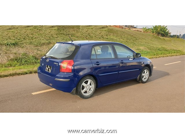2004 Toyota Corolla 115 Automatique Full Option à vendre - 5766