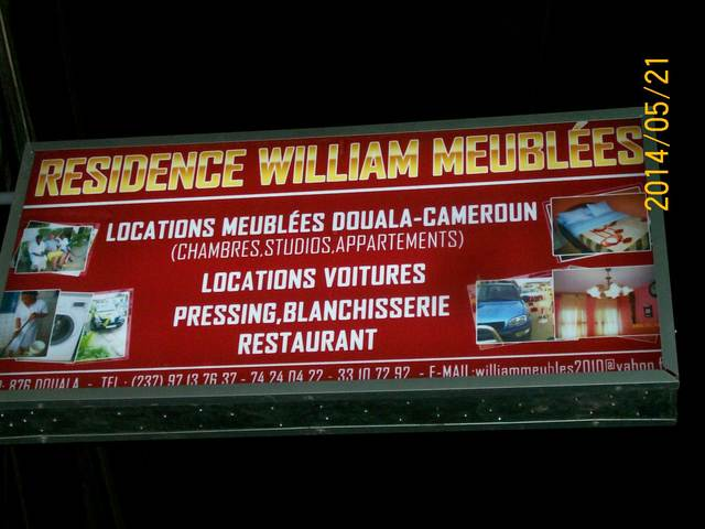 LOCATIONS MEUBLEES DOUALA CAMEROUN - 578