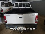 Toyota hilux 2012 (pick-up) - 5834