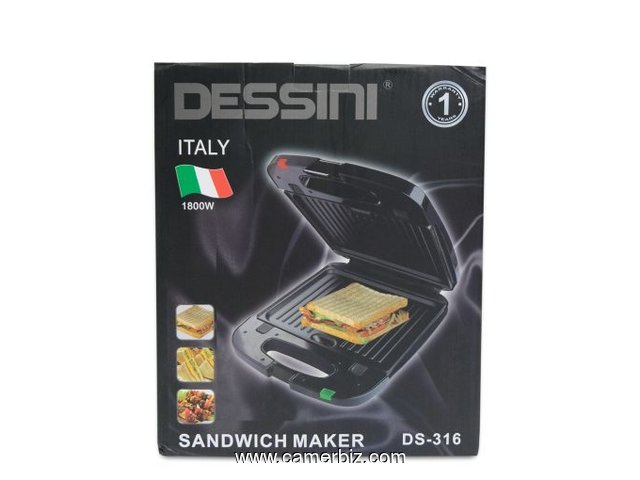 Sandwich Maker DS-316 - 5968