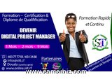 DEVENEZ DIGITAL PROJECT MANAGER