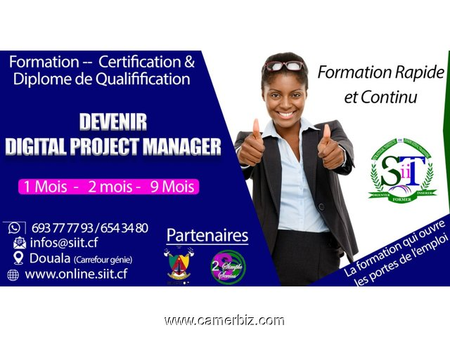 DEVENEZ DIGITAL PROJECT MANAGER - 6048