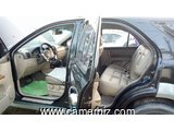 SASSAYEE!-  4,500,000FCFA-4X4WD-KIA SORENTO-LIMITED-VERSION 2005-OCCASION BELGIQUE A 7PLACES - 6060