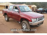 TOYOTA HILUX 4x4 DOUBLE CABINE A VENDRE