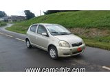 Belle 2002 Toyota Yaris Full Option Automatique à vendre