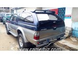 9,500,000FCFA-PICKUP MITSUBISHI L200D 4X4WD VERSION 2005-OCCASION D'ALLEMAGNE-FULL OPTION 	 - 6139