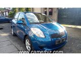 4,300,000FCFA-TOYOTA YARIS  VERSION 2008-OCCASION BELGIQUE EN FULL OPTION