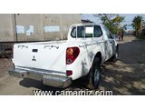 6,500,000FCFA-PICKUP MITSUBISHI L200D 4X4WD VERSION 2009-OCCASION EN OR - 6263