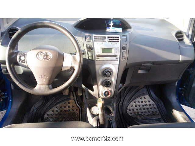 3,900,000FCFA-TOYOTA YARIS  VERSION 2008-OCCASION BELGIQUE EN FULL OPTION - 6264