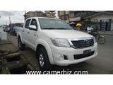 8,900,000FCFA-TOYOTA PICKUP HILUX-4X4WD-VERSION 2009-OCCASION EN OR - 6404