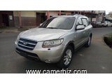6,400,000FCFA-4X4WD HYUNDAI SANTA FE VERSION 2008-OCCASION D'ALLEMAGNE-FULL OPTION