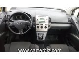 4,300,000FCFA-TOYOTA COROLLA VERSO VERSION 2006-OCCASION BELGIQUE EN 7PLACES !!! - 6418
