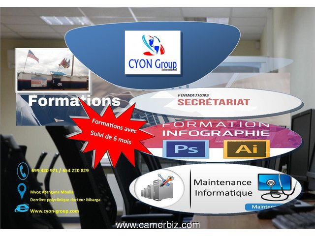 FORMATION & ACCOMPAGNEMENT DE 6 MOIS - 6511