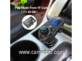 Kit AUTO BLUETOOTH MP3 PLAYER