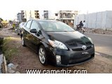 5,900,000FCFA-TOYOTA PRIUS HYBRID VERSION 2009-OCCASION DES ETATS UNIS-FULL OPTION