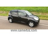 Jolie 2009 Toyota PASSO Full Option à vendre
