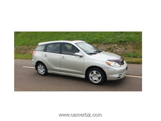 Belle 2005 TOYOTA MATRIX Full Option à vendre - 7054