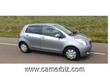 Jolie 2008 Toyota YARIS Full Option à vendre