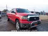 11,900,000FCFA- PICKUP-TOYOTA TUNDRA 4X4WD  VERSION 2008-OCCASION EN OR-FULL OPTION