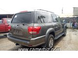 7,800,000FCFA-TOYOTA SEQUOIA LIMITED-VERSION 2005-OCCASION DES ETATS UNIS-ARRIVAGE! - 7279