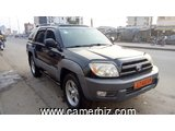 6,900,000FCFA-TOYOTA 4RUNNER-4X4WD-VERSION 2006-OCCASION DU CAMEROUN