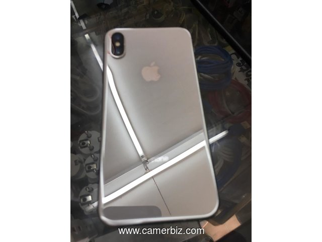Iphone X 64gigas disponible  - 7488