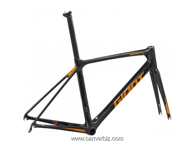 2019 Giant TCR Advanced Pro Frameset Road Bike - (Fastracycles) - 7777
