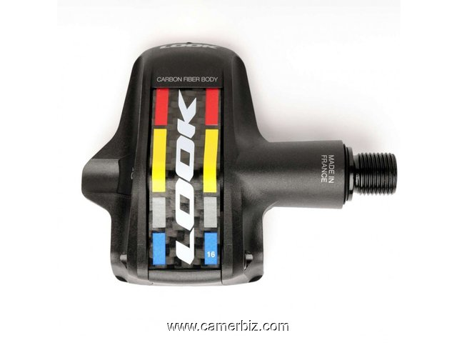 Look Keo Blade2 Carbon ProTeam Edition Road Pedals - (Fastracycles) - 7785