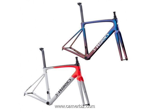 2020 Specialized S-Works Roubaix Disc Frameset - (Fastracycles) - 7786