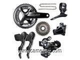 Shimano Dura Ace R9170 Disc Di2 11 Speed Groupset Builder - (Fastracycles)