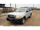 5,500,000FCFA PICKUP-TOYOTA TACOMA VERSION 2006-OCCASION EN OR!