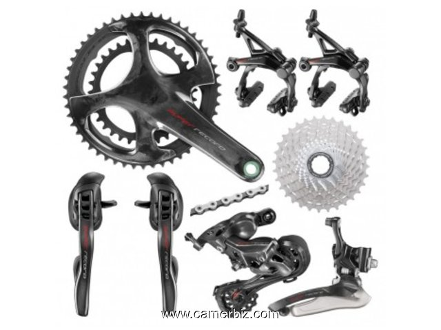 Campagnolo Super Record Groupset 12-Speed - 7826