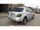 6,500,000FCFA MERCEDES ML320 4MATIC-VERSION 2008-OCCASION EN OR! - 7833
