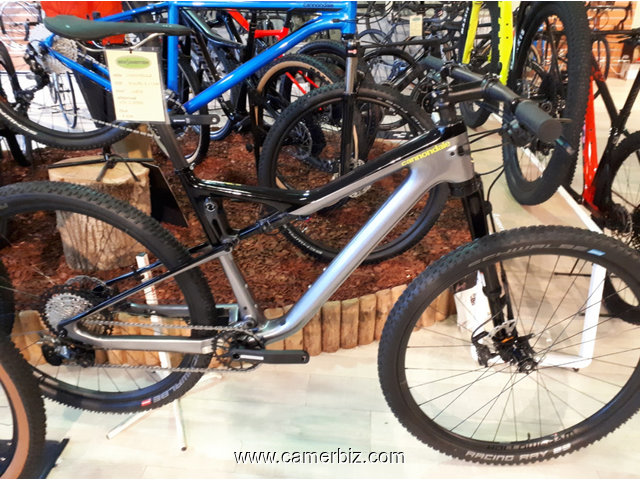 2020 CANNONDALE SCALPEL SI CARBON 2 - 8008