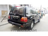 7,900,000FCFA TOYOTA LANDCRUISER 4X4WD VERSION 2005-OCCASION EN OR! - 8173