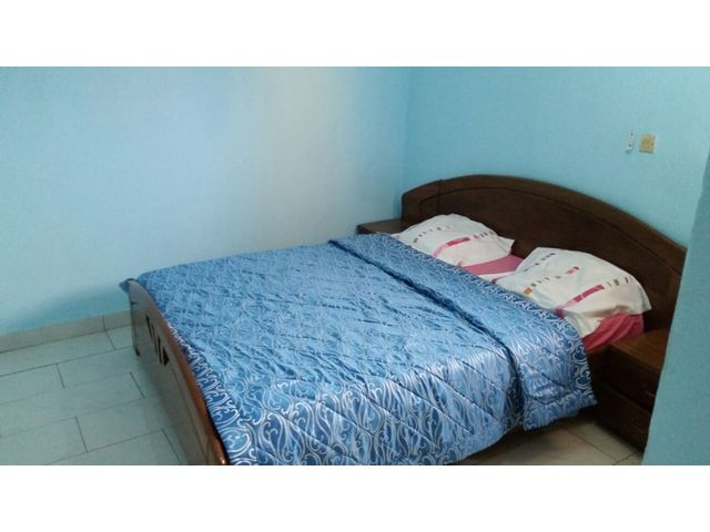 LOCATION APPARTEMENT MEUBLE 2 CHAMBRES CLIMATISEES AKWA DOUALA - 825