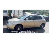 2002 Toyota Corolla Runx(Allex) Full Option à vendre