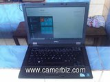 Dell core i3 RAM 4gb ROM 250gb ssd proc 2.27ghz batterie 4h disponible Yaoundé mendong - 8352