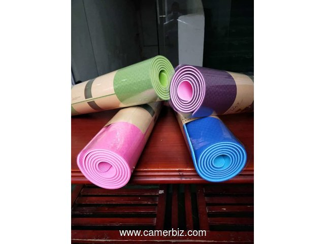 Tapis de Gym -Yoga Mat  - 8363