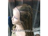 Durable and classy braided wigs at Beauty and Braids