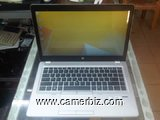 "HP ELITEBOOK FOLIO 9480M ULTRASLIM CORE I5 320GB/4GB RAM PROC 2.30GHZ WEBCAM ÉCRAN 14""BATTERIE 4H  - 8459"