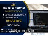 -	Study computer Science at SKYHIGH University - 8474