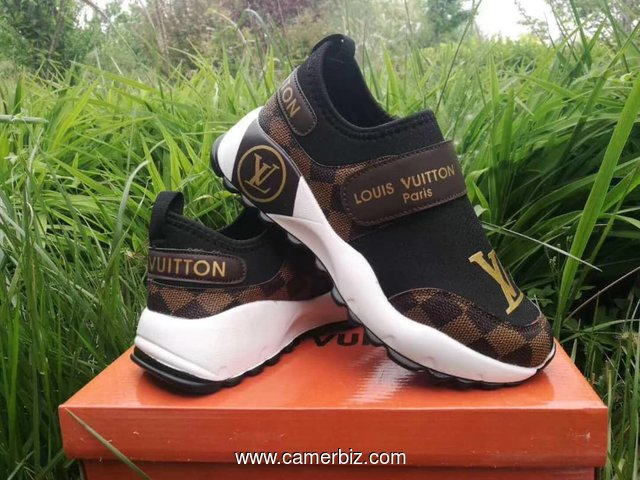 TENNIS LOUIS VUITTON - Chaussures