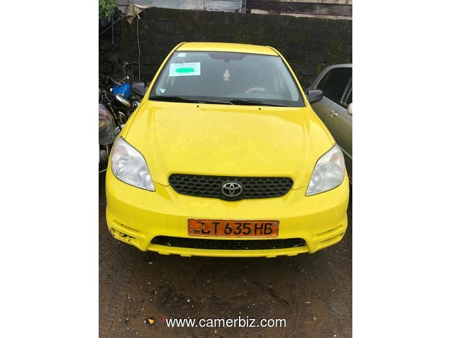 TOYOTA MATRIX 2005 FULL OPTION - 8656