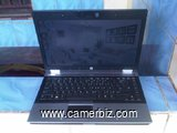 "HP ELITEBOOK 8040P CORE I5 250GB/4GB RAM PROC 2.4OGHZ/ÉCRAN 14""/WEBCAM/DEDIER 512MB/BATTERIE 4H"