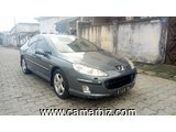 3,150,000FCFA PEUGEOT 407 COUPE SPORT  VERSION 2006 OCCASION DE LA FRANCE - 8716